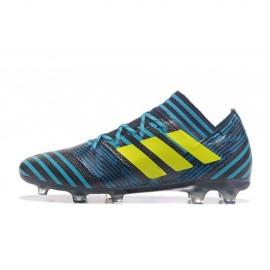 Adidas Scarpa Nemeziz Fg Nero/Azz/Giallo
