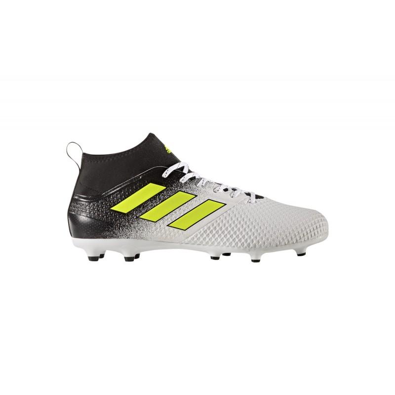 Adidas Scarpa Ace 17.3 Fg Bianco/Giallo