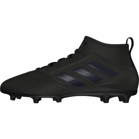 Adidas Scarpa Ace 17.3 Fg Nero/Nero