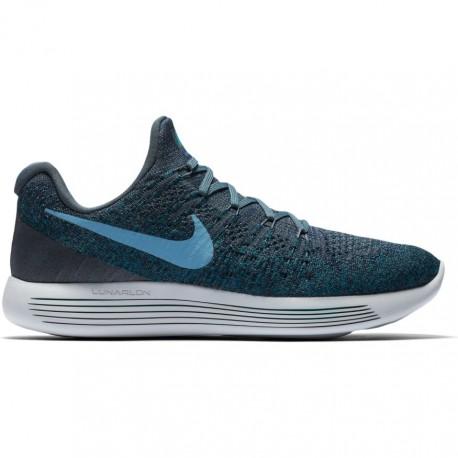 Nike Scarpa Lunarepic Low Flyknit 2 Blue Fox/Cerulean