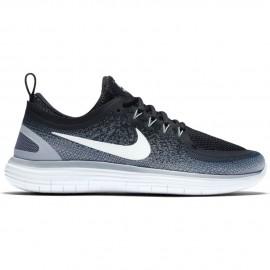 Nike Scarpa Free Rn Distance 2 Black/White