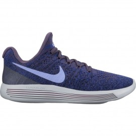 Nike Scarpa Donna Lunarepic Low Flyknit 2 Dk Raising/Lt Thistle