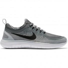 Nike Scarpa Donna Free Rn Distance 2 Cool Grey/Black