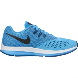 Nike Scarpa Donna Zoom Winflo 4 University Blu/Black