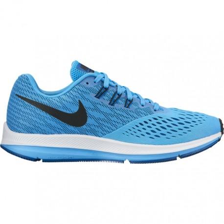 Nike Scarpa Donna Zoom Winflo 4 University Blu/Black