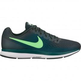 Nike Scarpa Air Zoom Pegasus 34 Outdoor Green/Rage Green