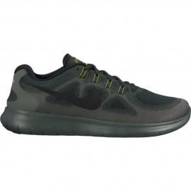 Nike Scarpa Free Rn 2017 Outdoor Green/Black