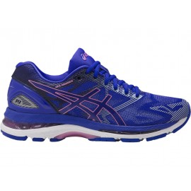 Asics Scarpa Donna Gel Nimbus 19 Blue Purple/Violet