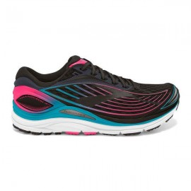 Brooks Scarpa Donna Transcend 4 Black/Diva Pink