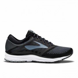 Brooks Scarpa Revel + Cuffia Black/Anthracite