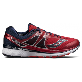 Saucony Scarpa Triumph Iso3 Red/Navy