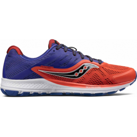 Saucony Scarpa Ride 10 Orange/Blue