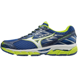 Mizuno Scarpa Wave Paradox 4 Blue Deptths/White