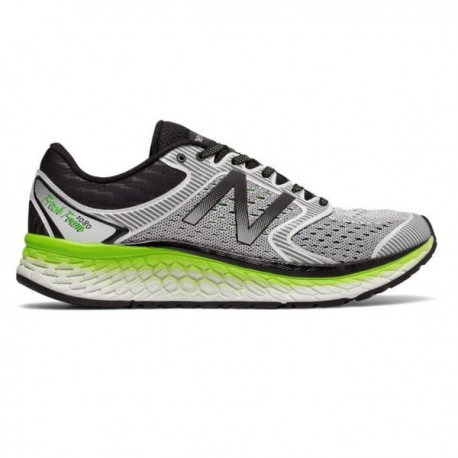 New Balance Scarpa 1080v7 White/Energy Lime