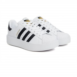 Adidas Superstar Bold Donna Bianco/Nero