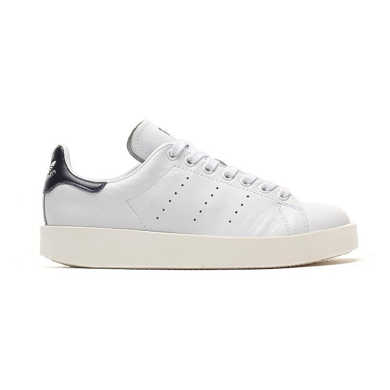 Adidas Stan Smith Bold Donna Bianco/Navy