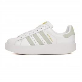 Adidas Superstar Bold Donna Bianco/Grigio