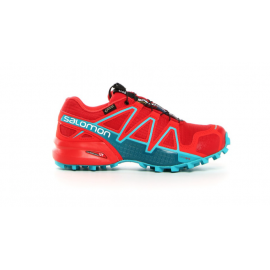 Salomon Scarpa Donna Speedcross 4 Gtx Barbados Cherry