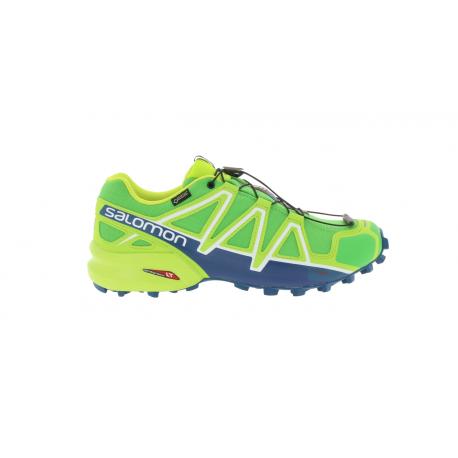 Salomon Scarpa Speedcross 4 Gtx Classic Green