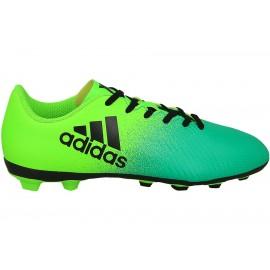 Adidas  X 16.4 Fxg Verde/Nero Junior