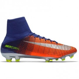 Nike Mercurial Superfly V Fg Blue/Reflective