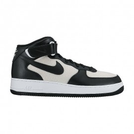 Nike Air Force 1 Mid  Bianco/Nero