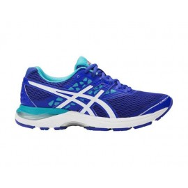 Asics Scarpa Donna gel Pulse 9 Blue Purple/White