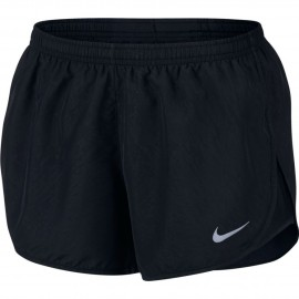 Nike Short Donna  Run Dry Mod Tempo Black