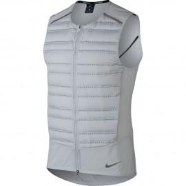 Nike Vest Run Aeroloft    Pure Platinum