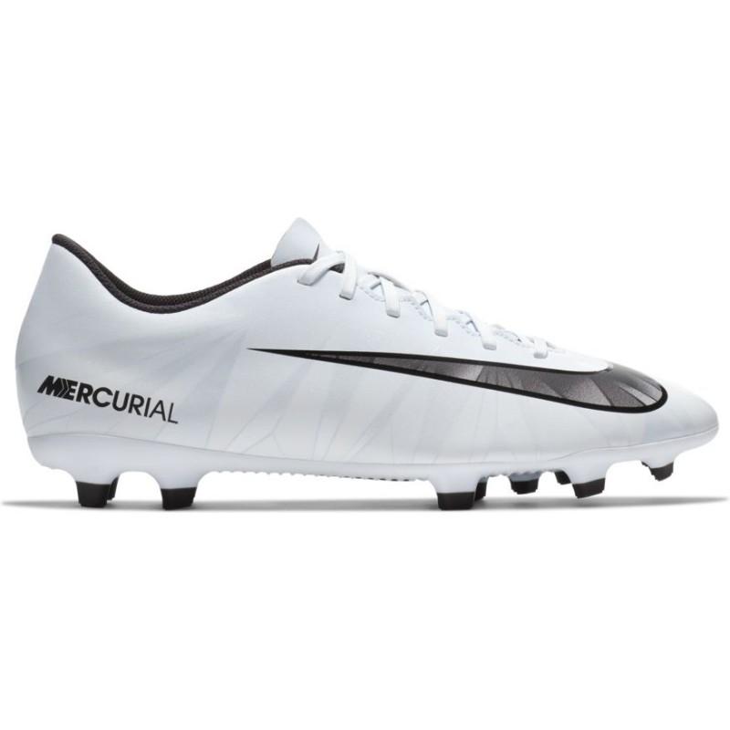Nike Scarpa Mercurial VortexIII Cr7 Fg Blue Tint/ Black