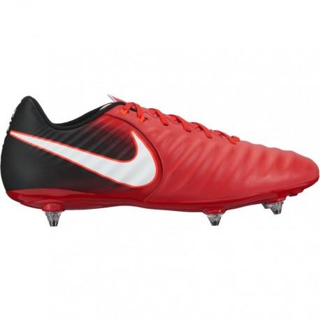 Nike Scarpa Tiempo Ligera IV Sg Red/White