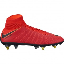 Nike Hypervenom Phantom 3 Df Sgpro Red/Black