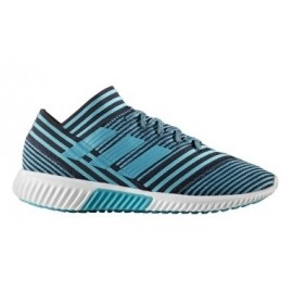 Adidas Scarpa Nemeziz Tango 17.1 Tr Nero/Azzurro/Giallo