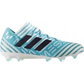 Adidas Nemeziz Messi 17.1 Fg Bianco/Azzurro/Nero