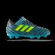 Adidas Scarpa jr Nemeziz 17.1 Fg Nero/Azzurro/Giallo