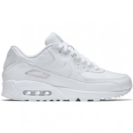 Nike Scarpa Air Max 90 Leather   Bianco