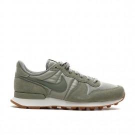 Nike Scarpa Donna Internationalist Verde/Verde