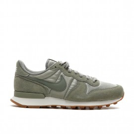 Nike Scarpa Donna Internationalist Verde/Verde