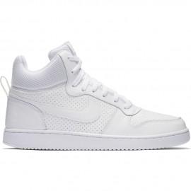 Nike Court Borough Mid Bianco/Bianco