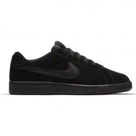Nike Scarpa Court Royal Suede Nero/Nero