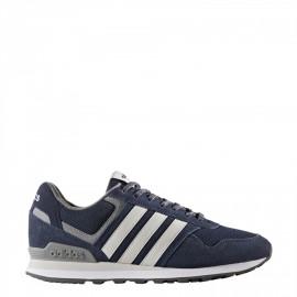 Adidas Scarpa Runed 10k Navy/Bianco