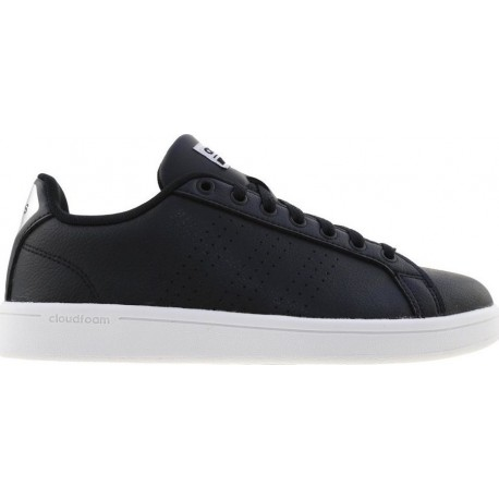 Adidas Scarpa Donna Cf Advantage Cl Nero/Silver