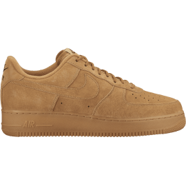 Nike Scarpa Air Force1 07 Wb Giallo