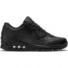 Nike Air Max 90 Leather   Nero