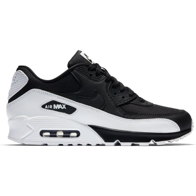 Nike Scarpa Air Max 90 Essential Bianco/Nero