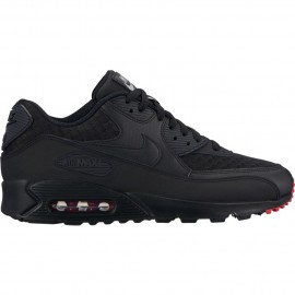 Nike Scarpa Air Max 90 Essential Nero Metallic