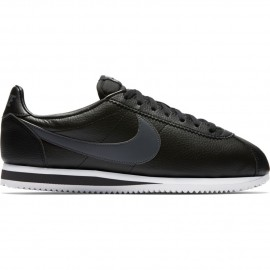 Nike Classic Cortez Leather Nero