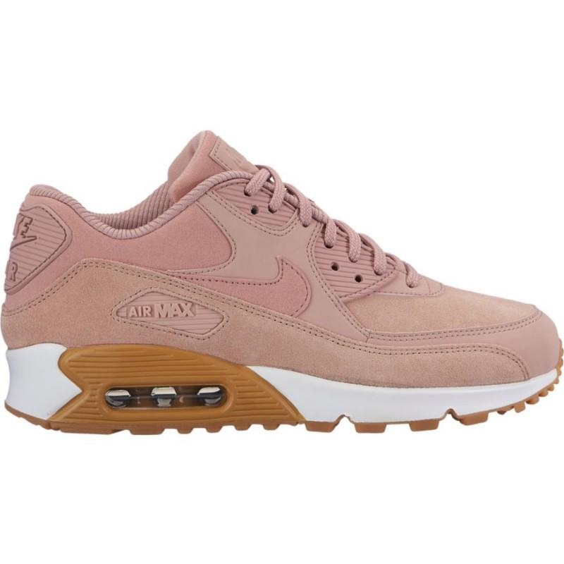 Nike Scarpa Donna Air Max 90 Se Rosa