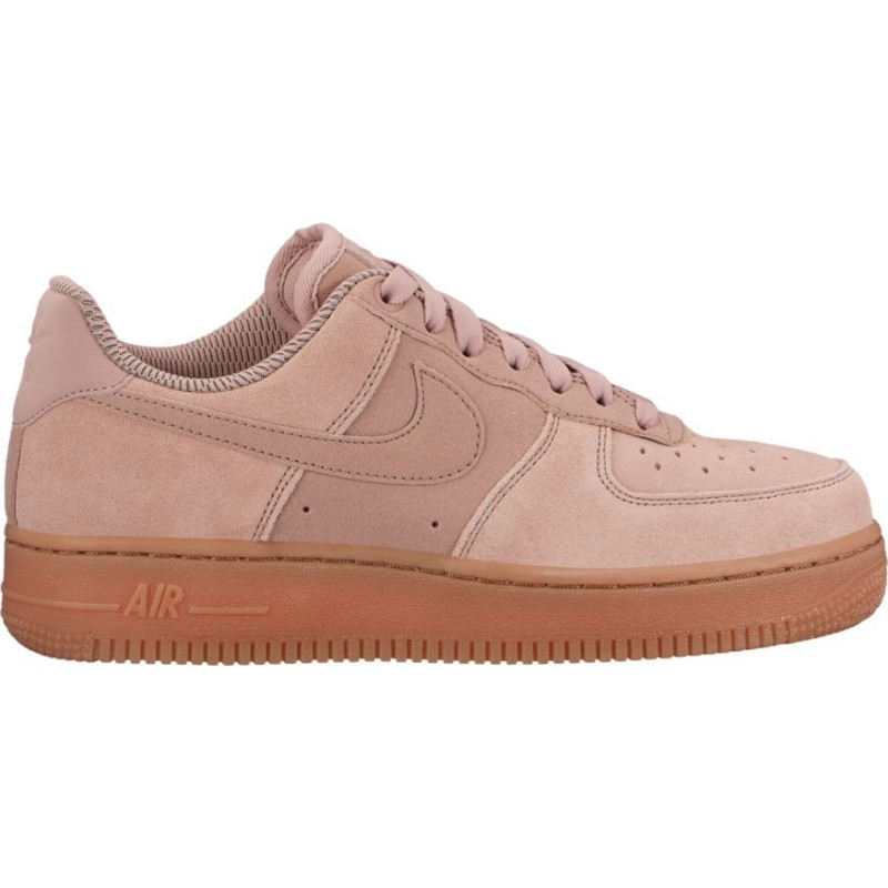 Nike Scarpa Donna Air Force 1 07 Se Rosa