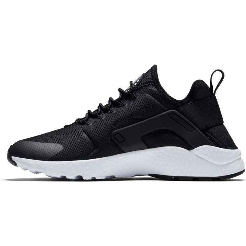 Nike Scarpa Donna Air Huarache Run Ultra Nero/Bianco